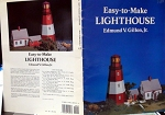 Easy-to-Make (Dice Head ) LIGHTHOUSE: HO Scale Model in Full Color HO/HOn3/1;87