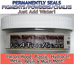 Weathering Sealer/FIX-A-TIVE 2oz Doctor Ben's Scale Consortium